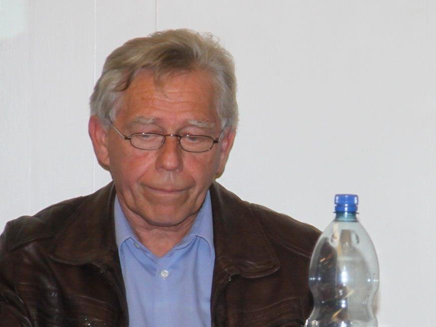 Wolfgang Karlinger war erster Retter in der wohl schwersten Stunde beim FC Dornbirn.