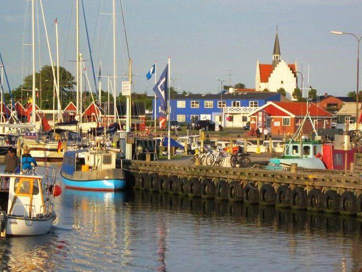 Blind Date Sailing durch Dänemark: Ein Blind Date auf hoher See.