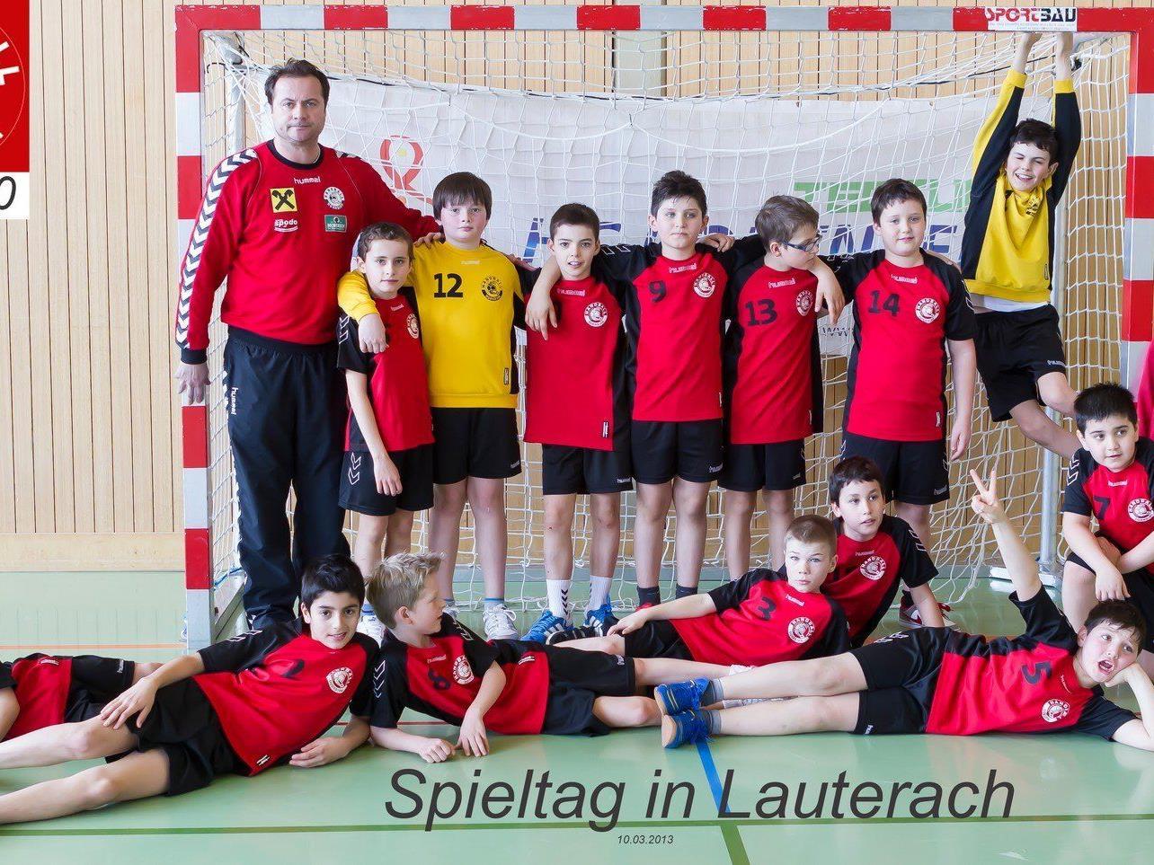 U10 Team TS Dornbirn - Spieltag Lauterach