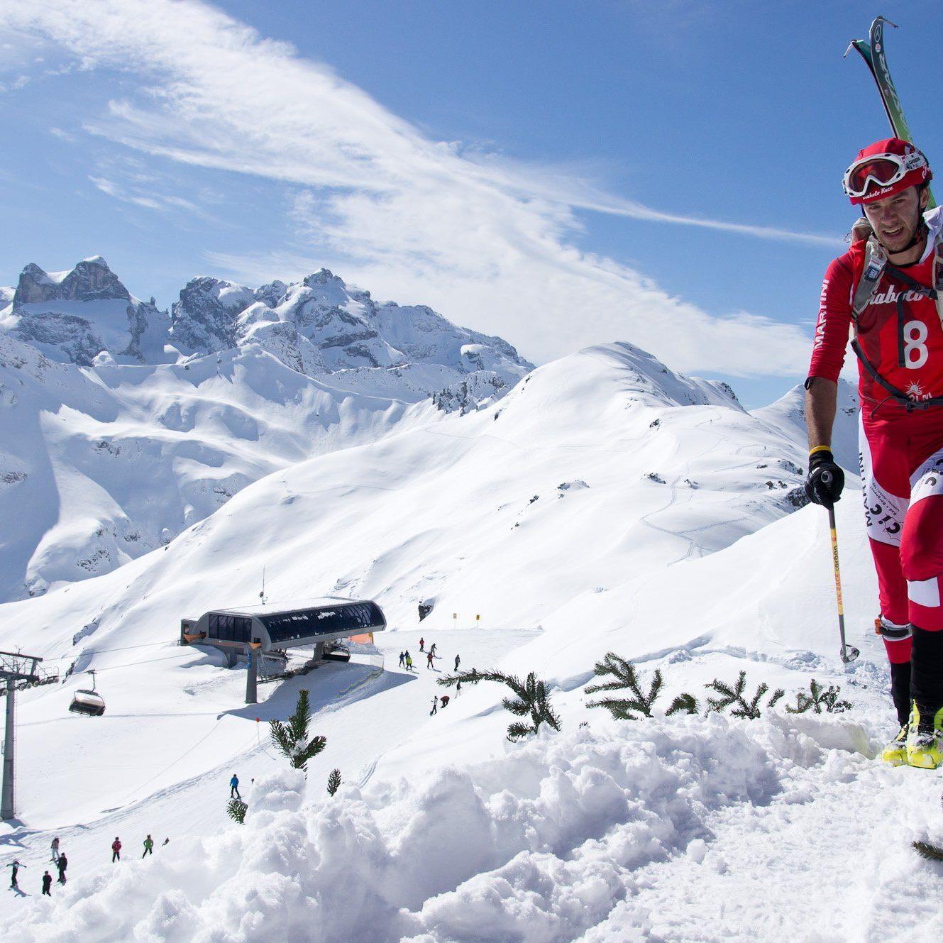 Der Dornbirner Johannes Graf will als Landesmeister auch beim Diabolo Race sich stark präsentieren.