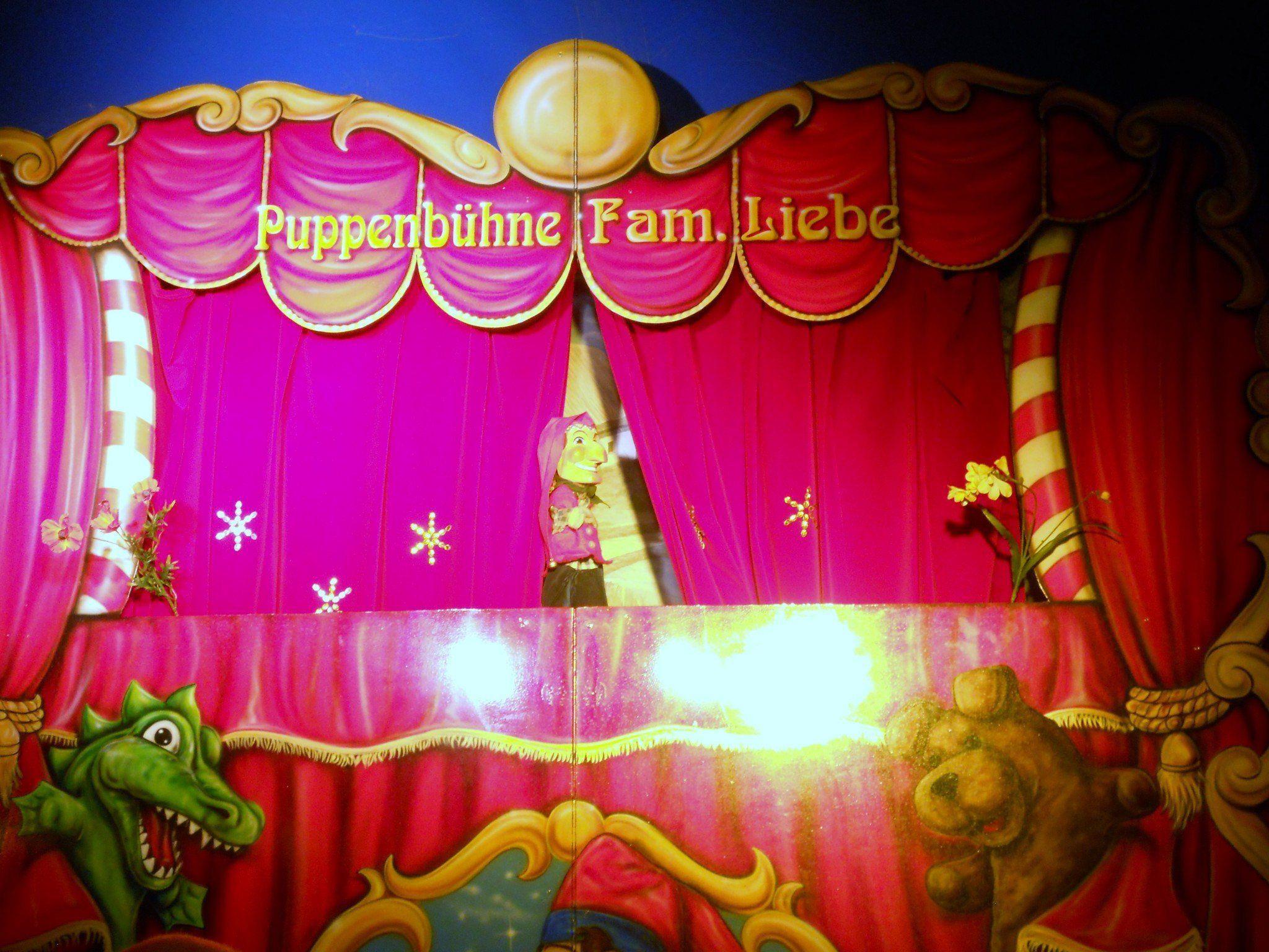 Kasperle-Theaterzelt