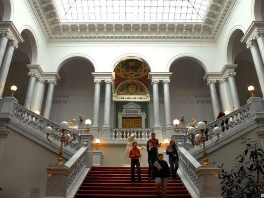 Raubgut kam 1956 zur Universitätsbibliothek