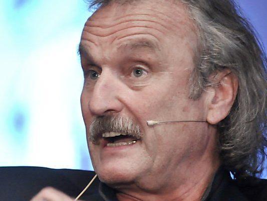 Preisgekrönter Schriftsteller Christoph Ransmayr
