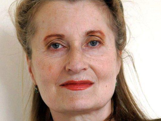Auch Elfriede Jelinek protestierte