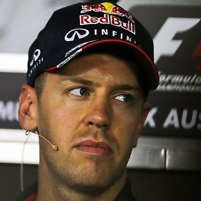 Vettel ist bei der Weltpresse derzeit unten durch