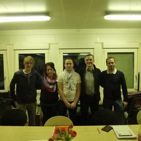 Der SV Gaißau hat einen neuen Vorstand, Ehrungen wurden bei der JHV auch durchgeführt.