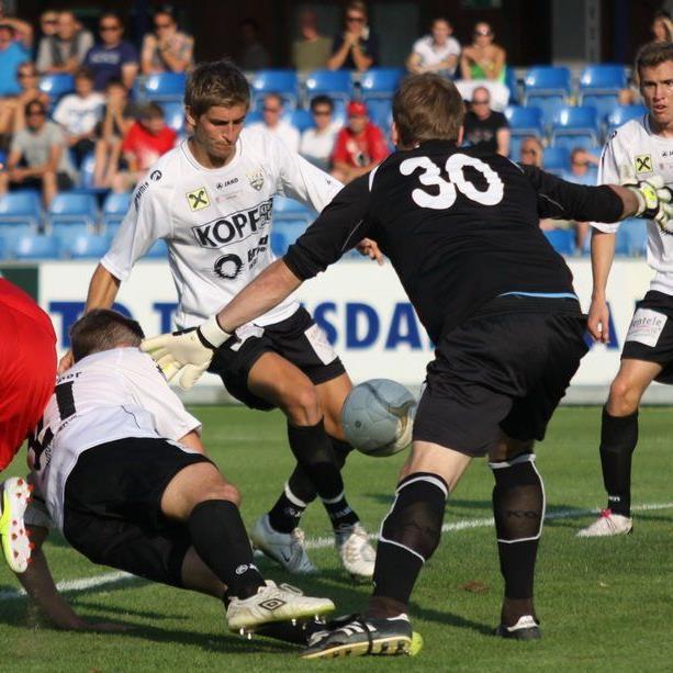 Im Hit der Runde spielt Altach Amateure gegen Austria Salzburg.