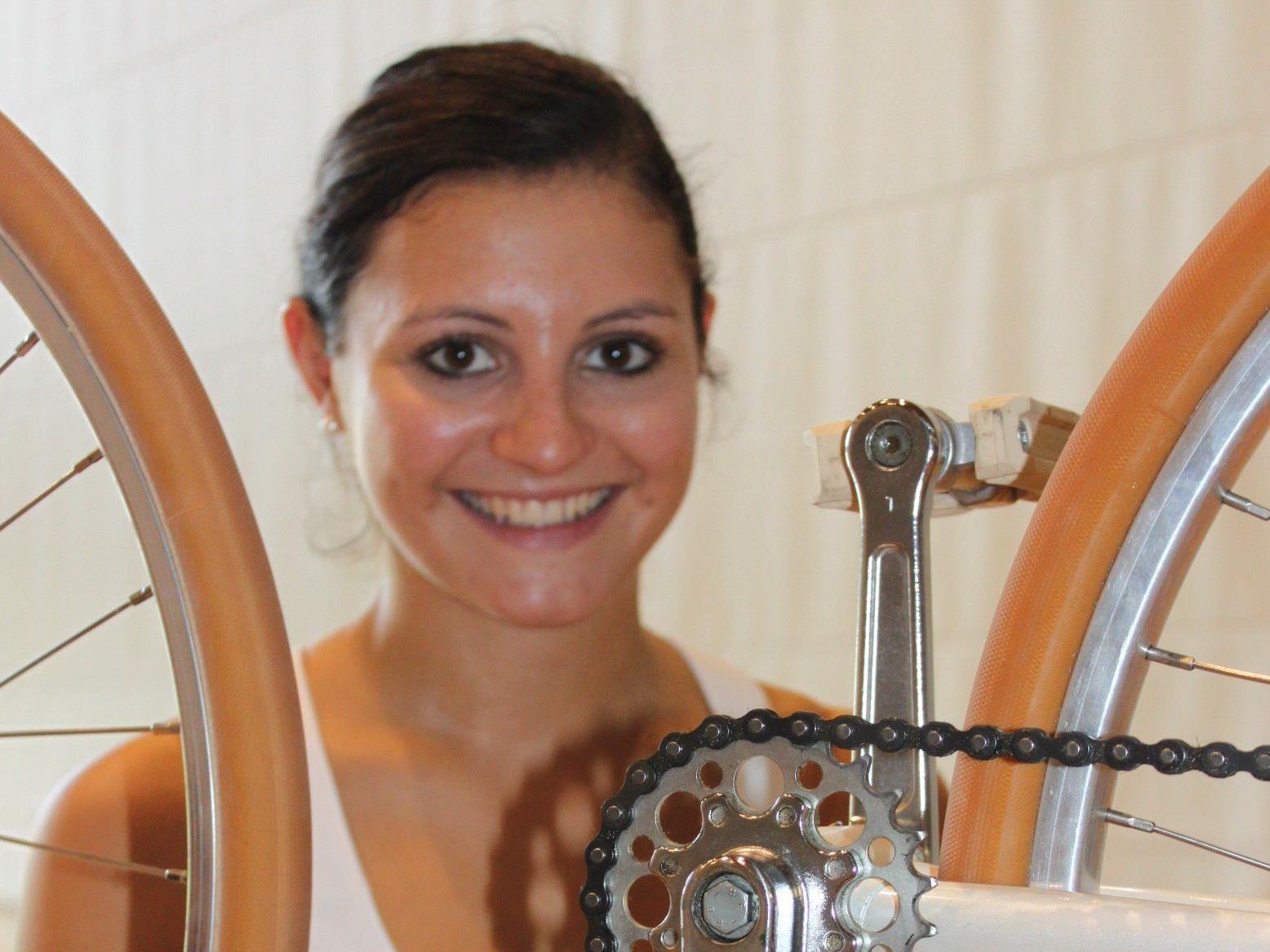 Die Meiningerin Adriana Mathis gewann die Einer Konkurrenz der Frauen vor Denise Boller.
