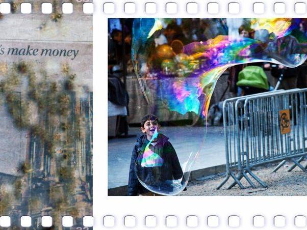 Bild: Marktblasen - Intuitive Matrix - by_noldy2013
