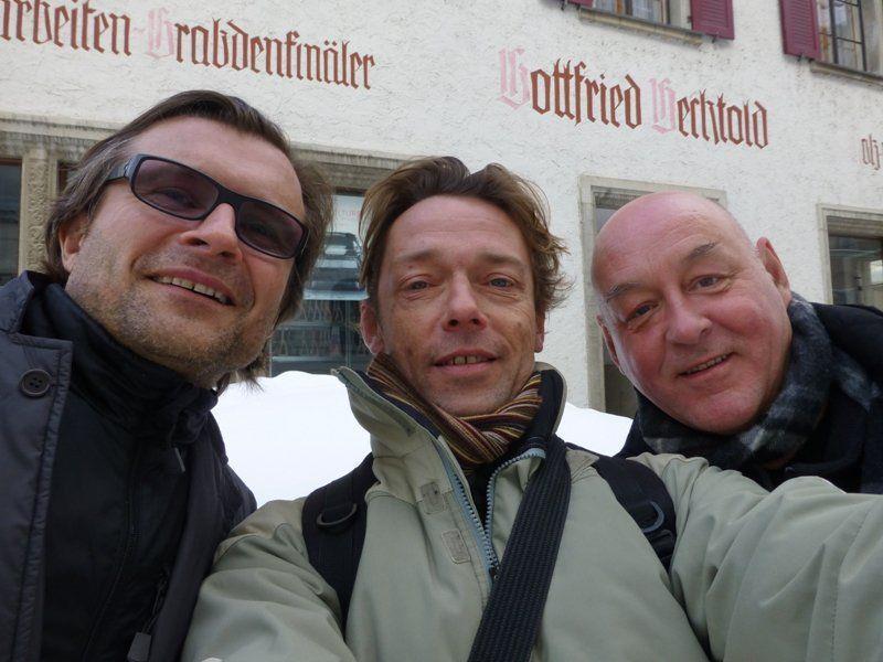 Bechtold, Fritsch, Türtscher.