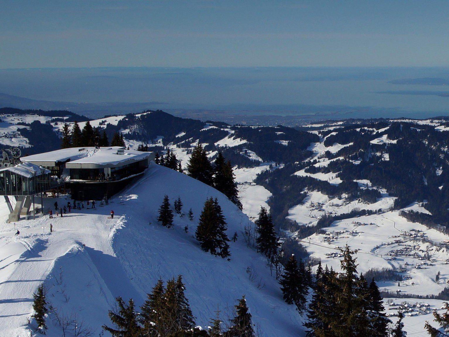 Bergstation Baumgarten