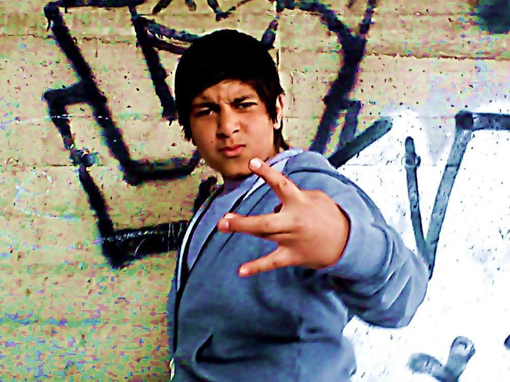 Wolfurt's Rapper namens Emii-Tiight.