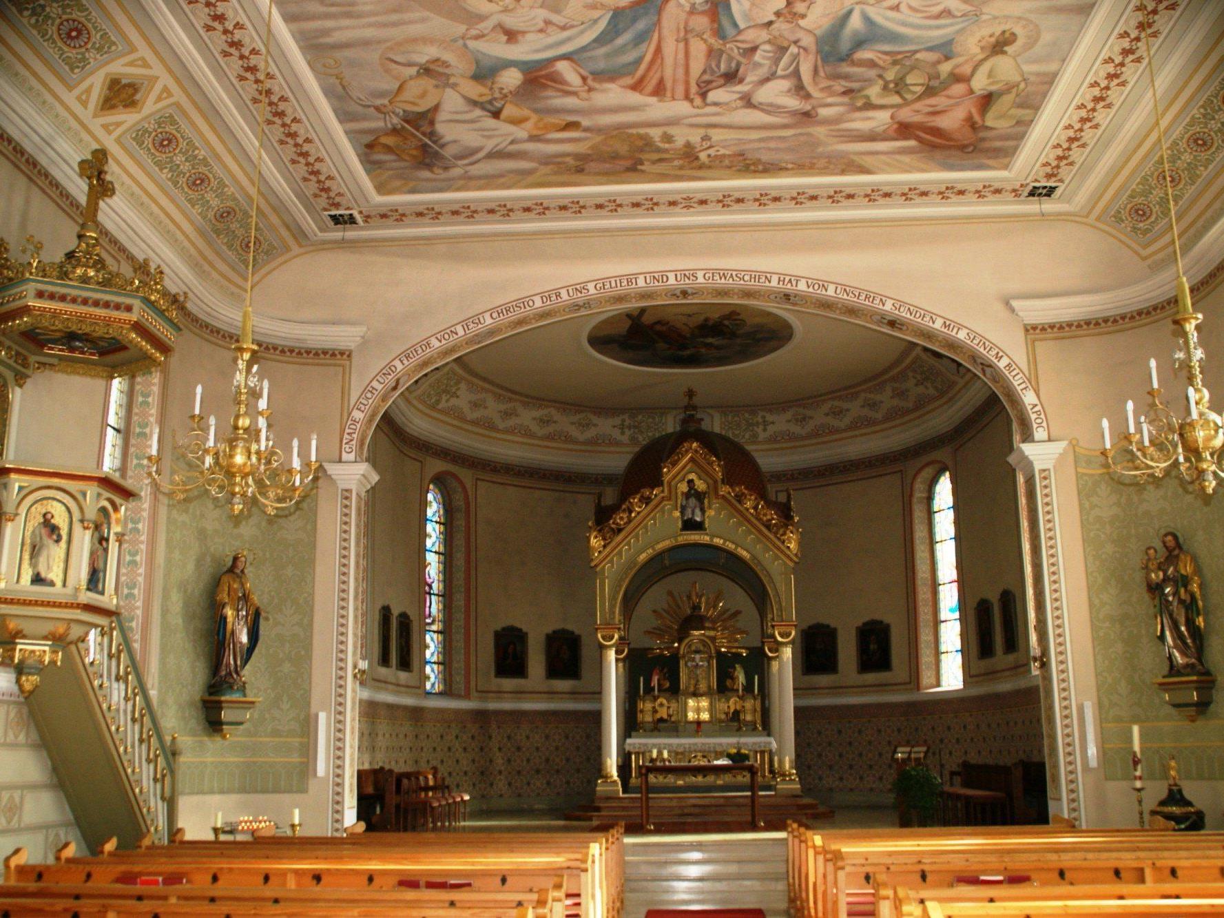 Pfarrkirche Doren