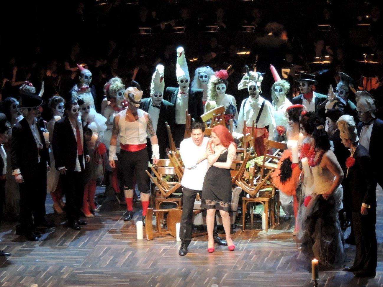 """Riesenerfolg für """"La Traviata"""""""
