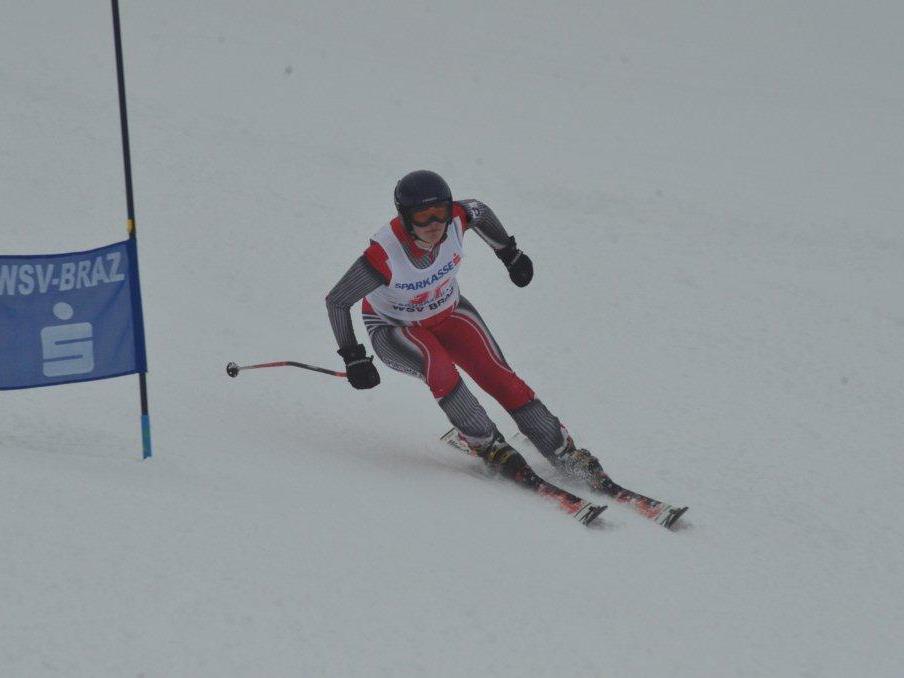 Schülerschirennen WSV Braz 2013