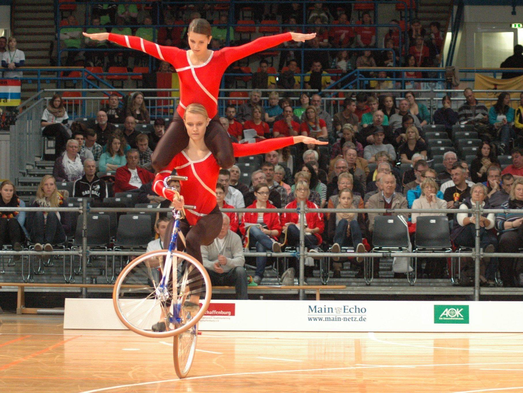 Das Meininger Duo Nadine Mörth und Katharina Kühne wollen das EM-Ticket endgültig fixieren.