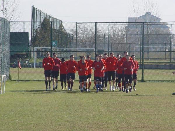 Erfolgreiches Trainingslager des FC Schruns