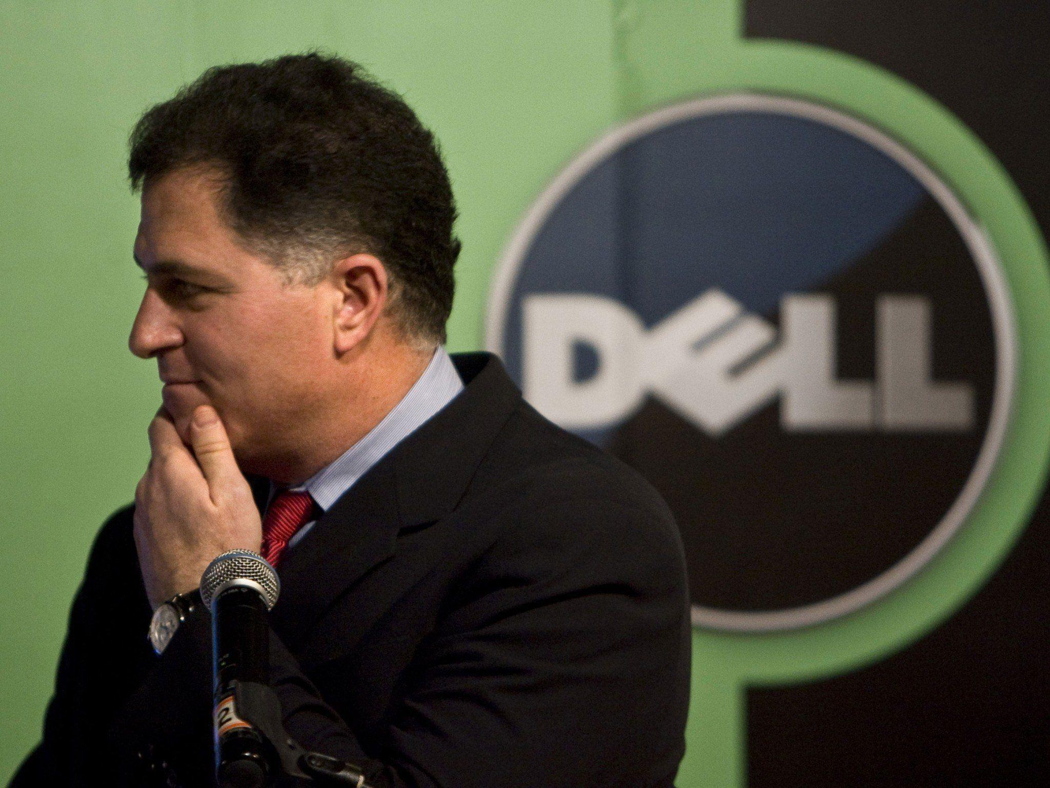 Milliardär Michael Dell will das Unternehmen ohne Druck des Finanzmarktes sanieren.
