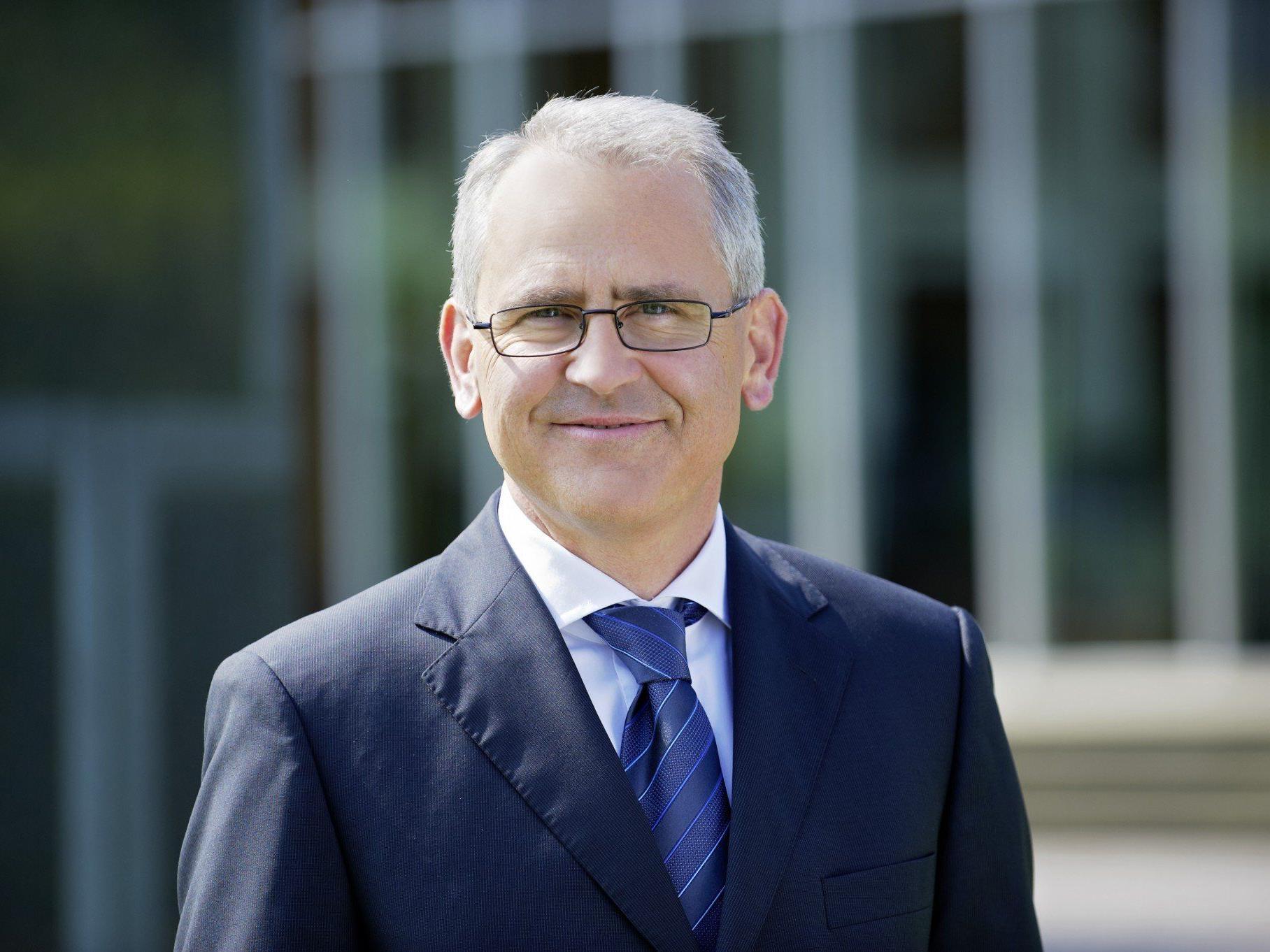 VKW verlässt Wiener Börse - Vorstand Christof Germann (im Bild): Kleinaktionären wird ein freiwilliges Übernahmeangebot gemacht.