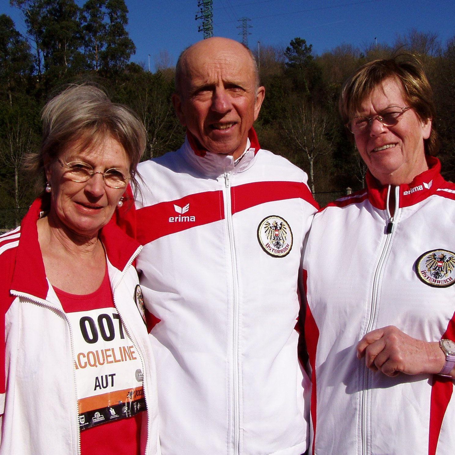Fünf EM-Medaillen holten die Ländle Leichtathleten in Spanien.