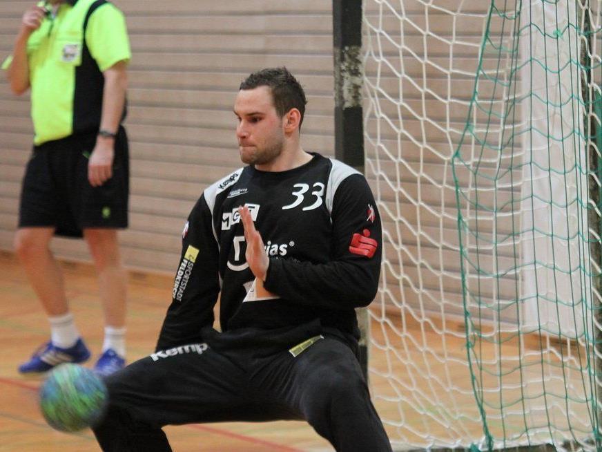 Alexander Hintringer war ein sicherer Rückhalt in der BW Feldkirch Mannschaft.