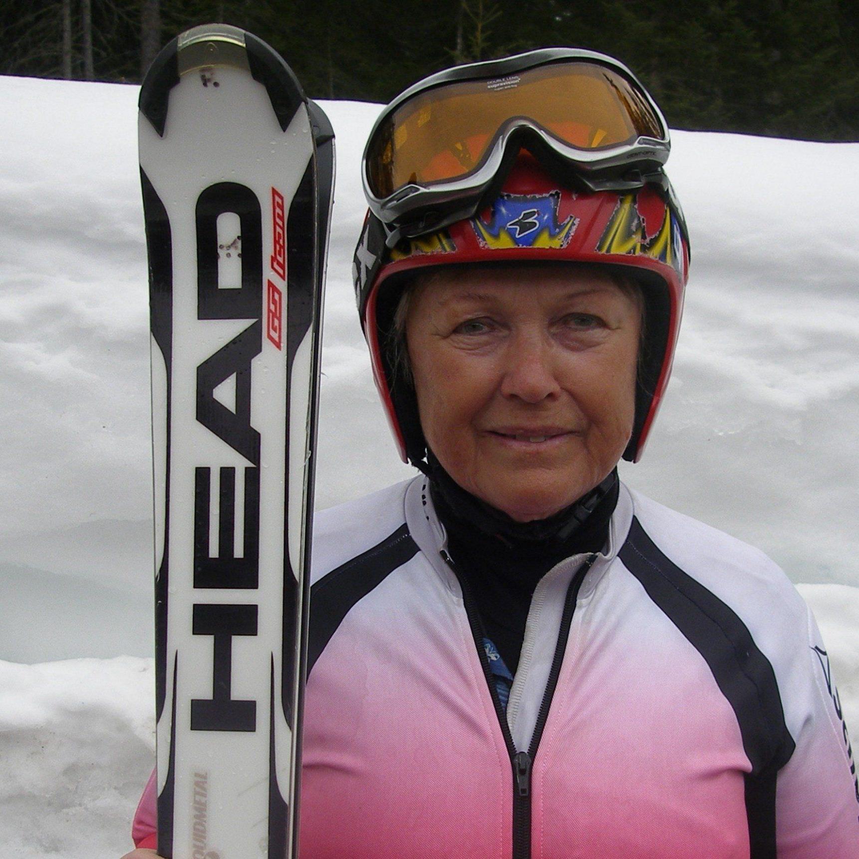 Helga Knapp aus Bregenz