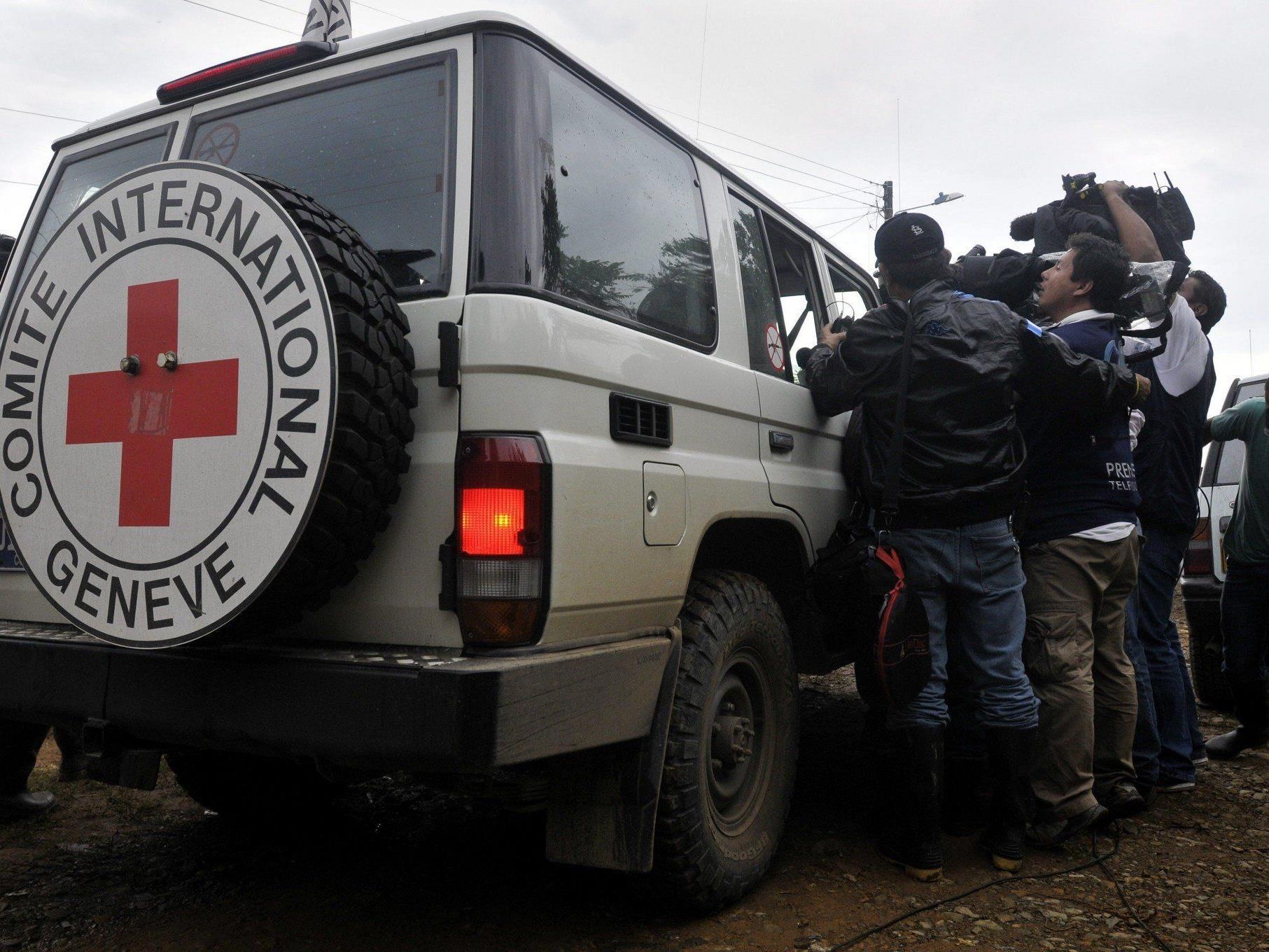 Die beiden Pensionisten wurden Anfang Februar in Kolumbien entführt.