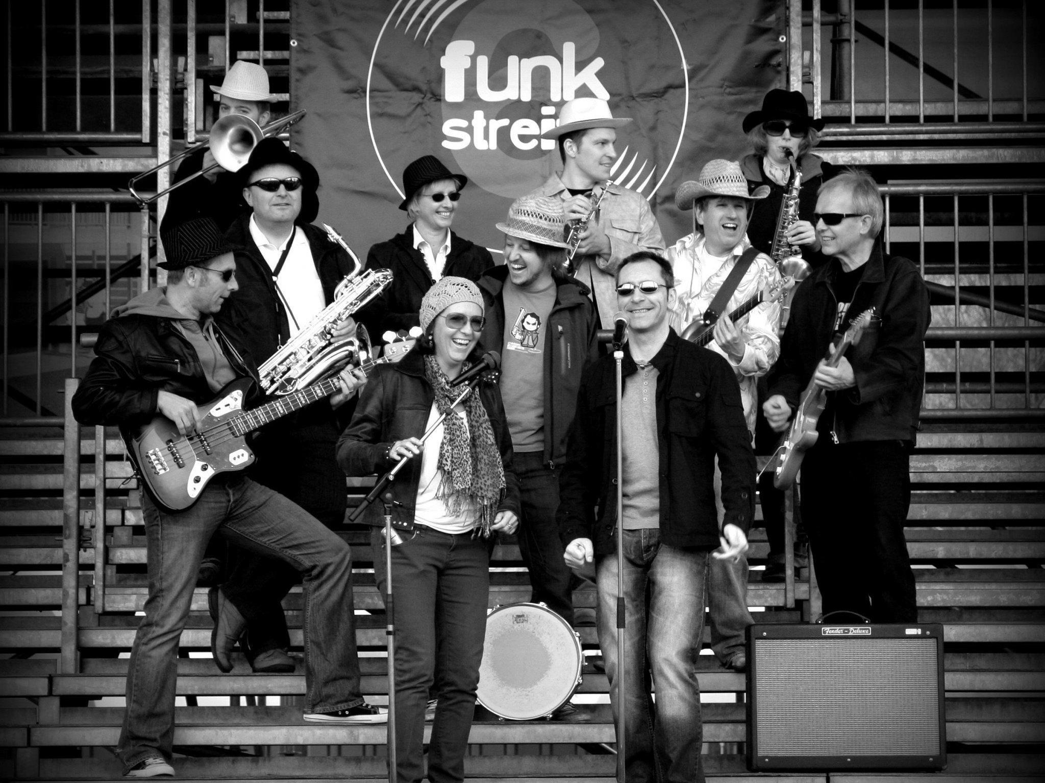 Die Funk&Soul Band aus Vorarlberg - Funkstreife 6