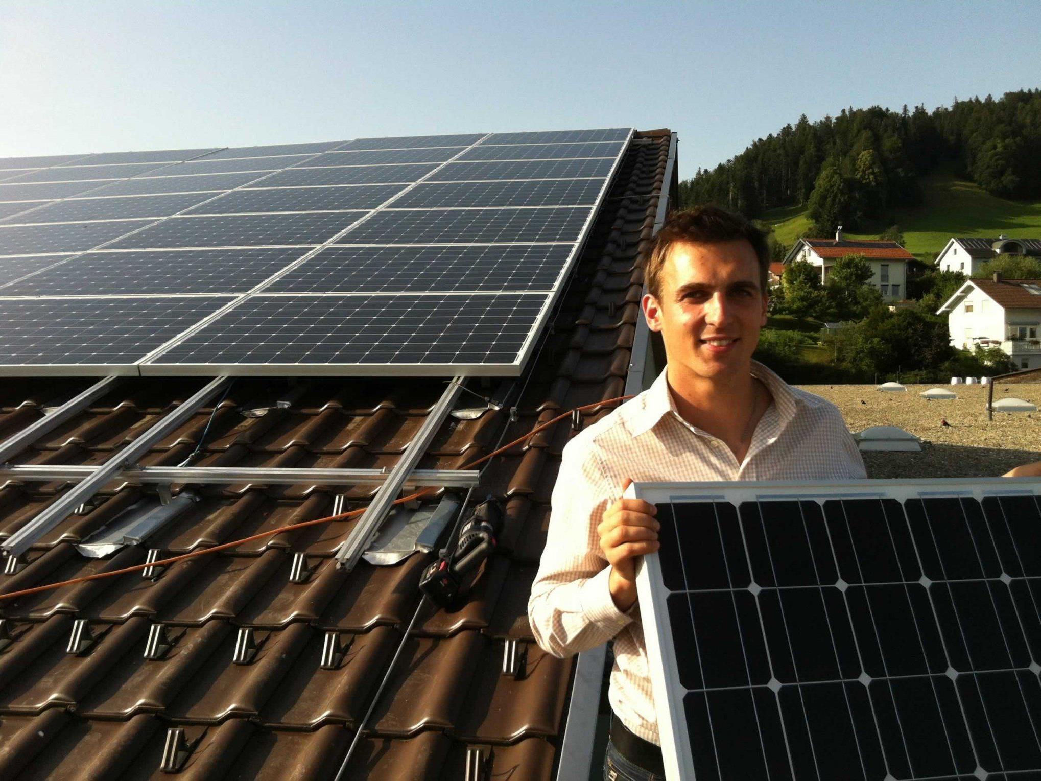 In der Energieregion Vorderwald startet eine gemeinsame Fotovoltaik-Aktion.