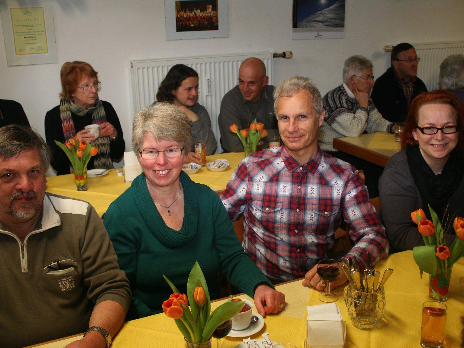 Naturfreunde aus dem In- und Ausland trafen sich in Kennelbach