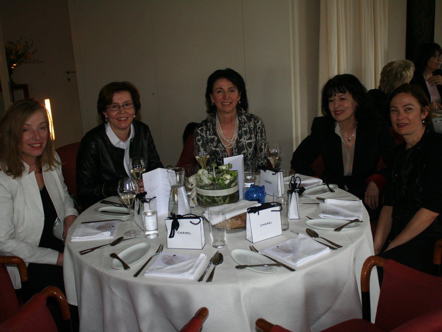 Zahlreiche Frauen unterstützten Frauennotwohnung
