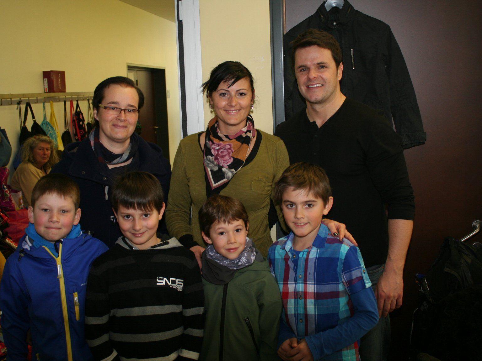 Zweite Auflage des Hörbranzer Familienflohmarktes war voller Erfolg