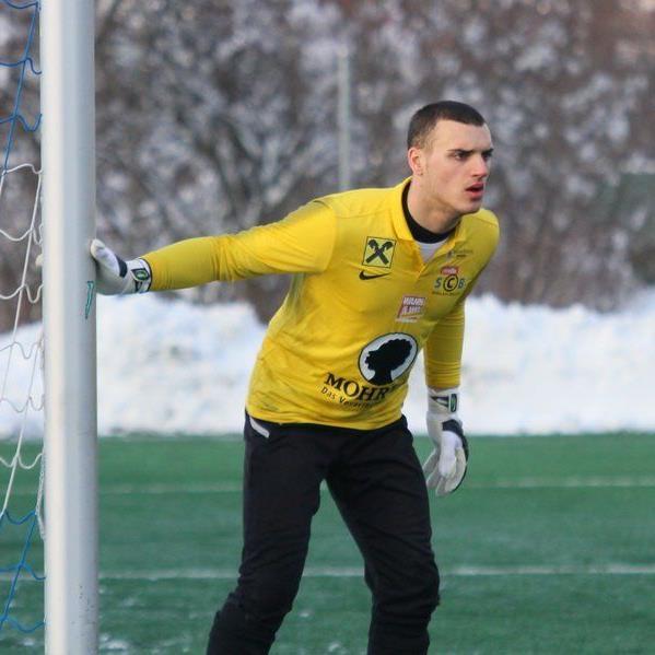 SC Bregenz bangt vor dem Frühjahrsstart um Tormann Dominic Hehle.