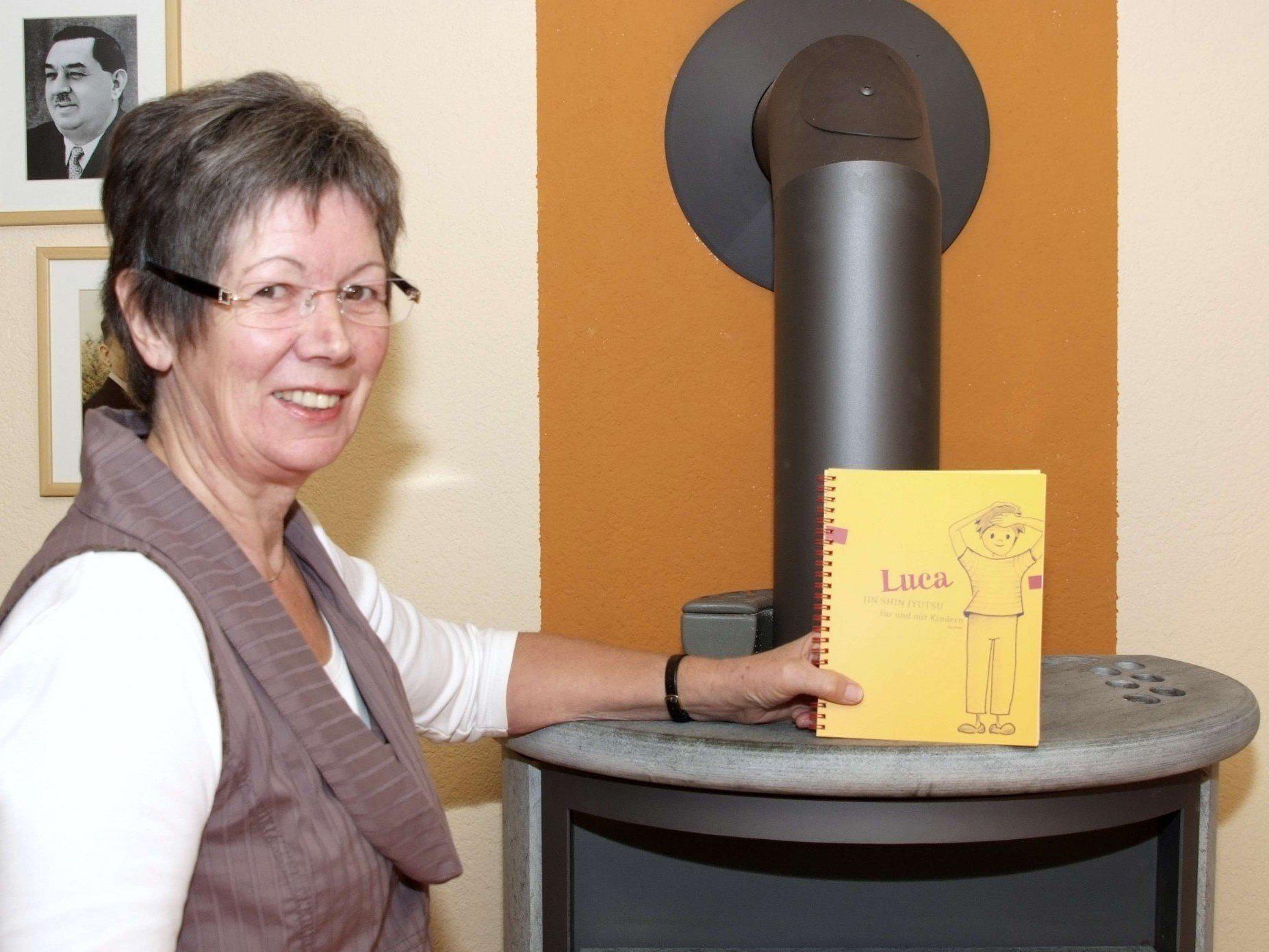 """Ilse Fraisl ist mit ihrem Buch """"Luca"""" unter die Erfolgsautorinnen gegangen"""