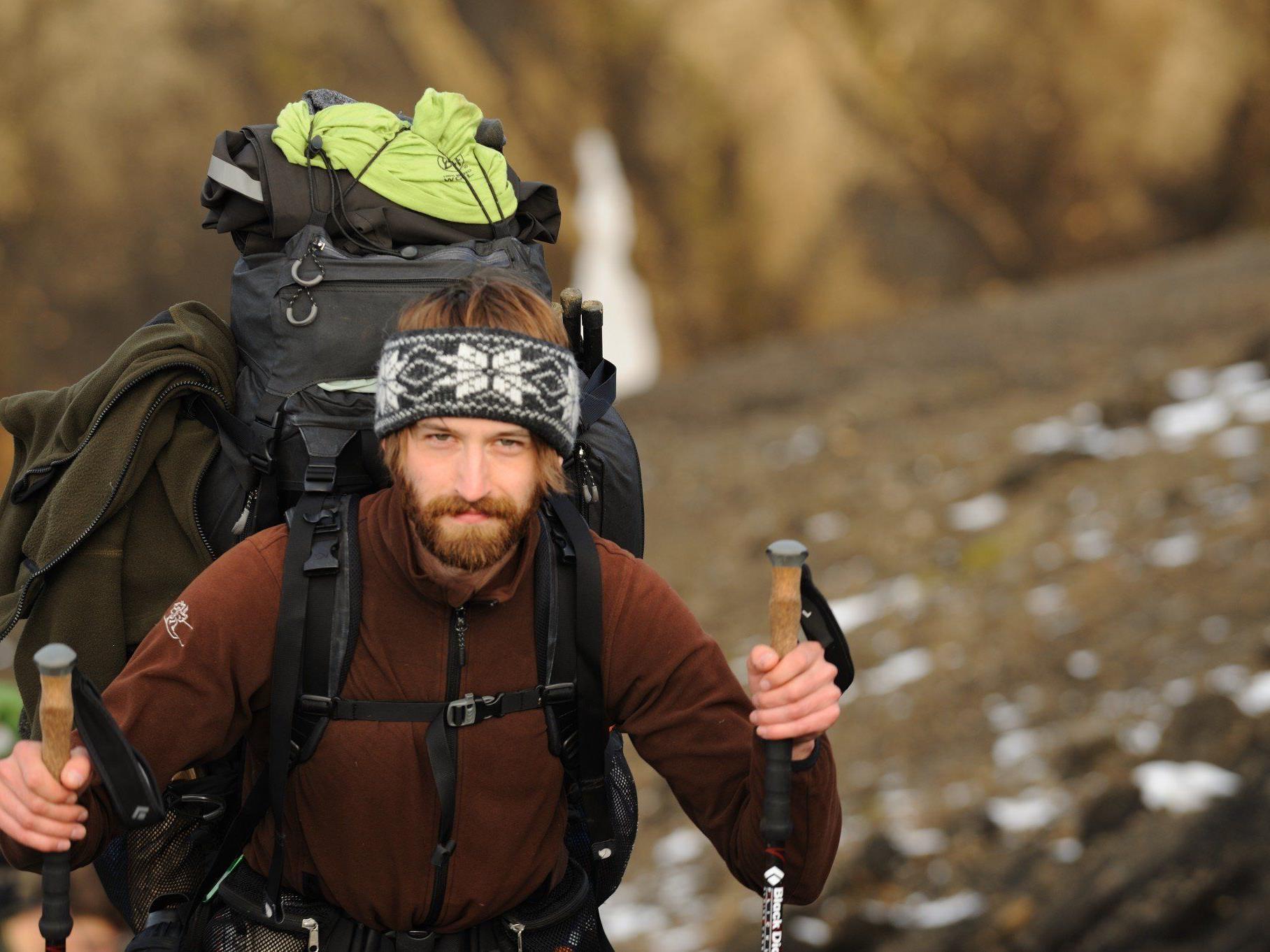 Johannes Lampert lädt zur Reise Ziellos