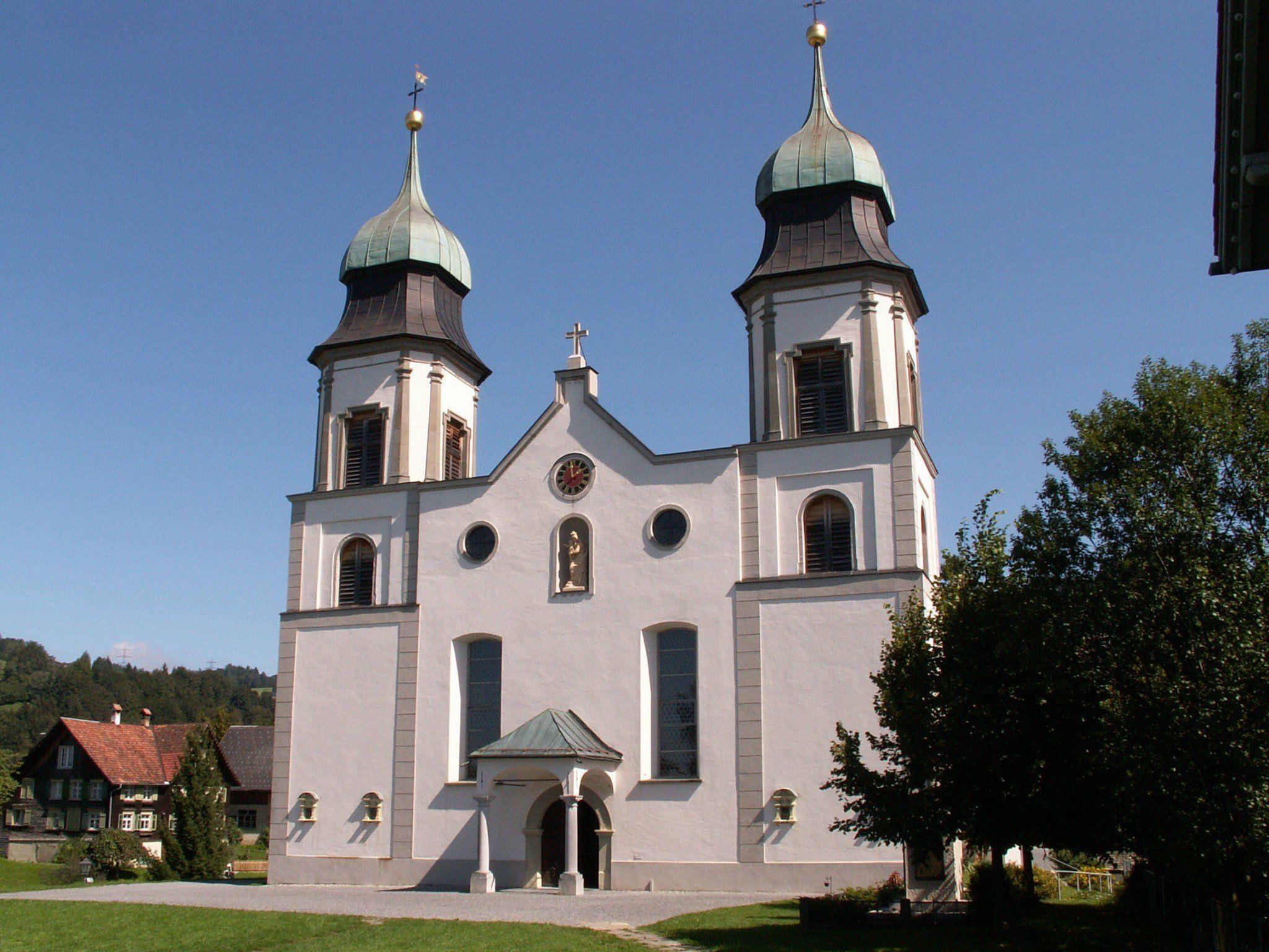 Passionskonzert in der Wallfahrtskirche Maria Bildstein.
