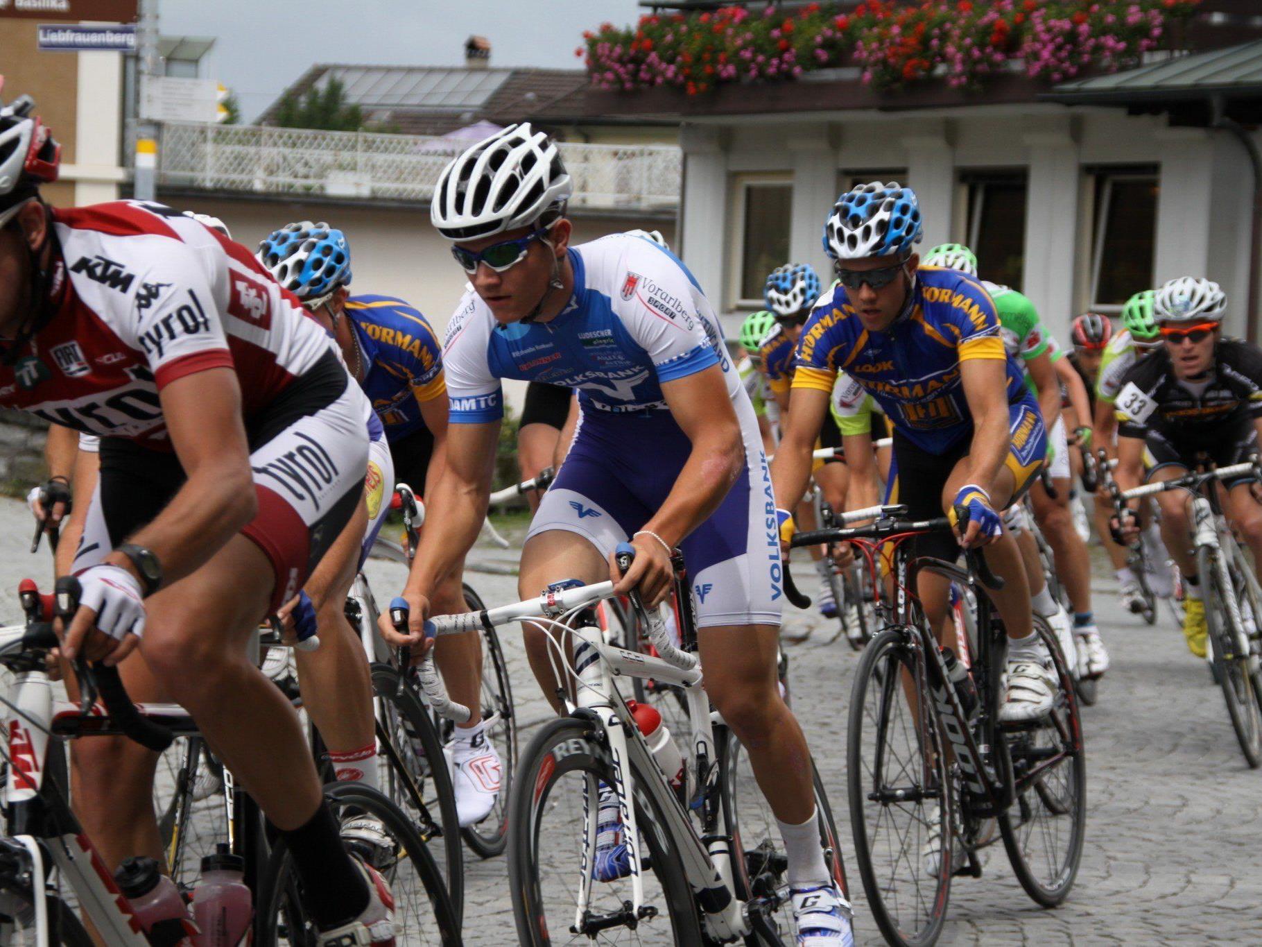 Die 66. internationale Österreich Radrundfahrt soll 2014 wieder in Vorarlberg Station machen.