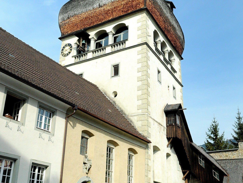 Das erste Barockbauwerk am Bodensee: Ab 6. April wird dort eine stadtgeschichtliche Ausstellung zu sehen sein.