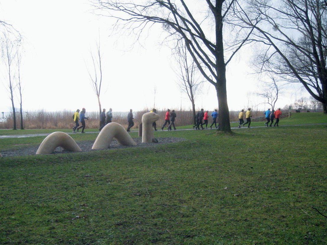 Gemeinsam unsere schönsten Laufstrecken erlaufen und genießen.