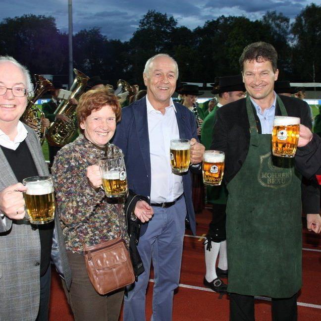 Der FC Mohren Dornbirn feiert heute seinen 100. Geburtstag.