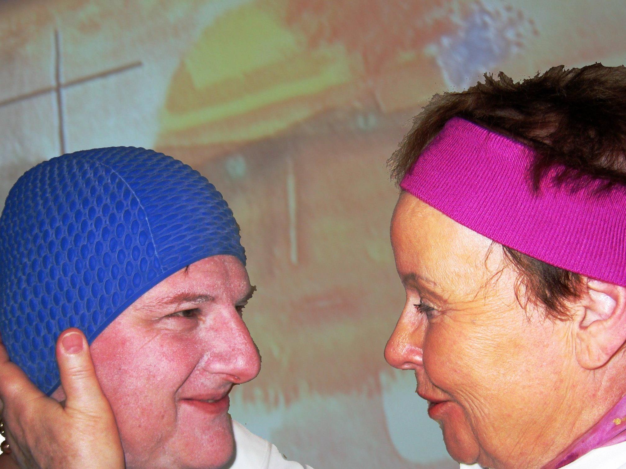 Martin Sommerlechner, Karin Mommsen