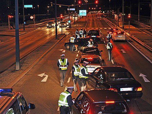 Die Polizei führte eine SoKo Ost-Schwerpunktaktion durch
