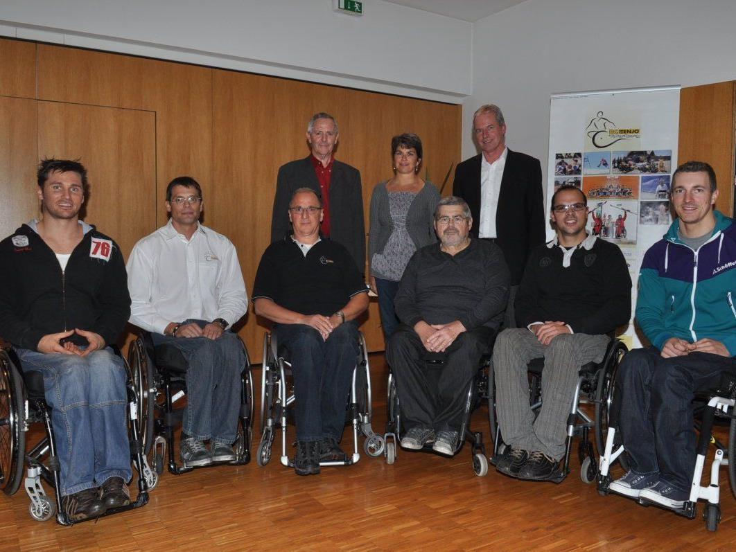 Mit einem zweitägigen Fest feiert der Rollstuhlclub Enjo Vorarlberg sein 40-jähriges Bestehen.