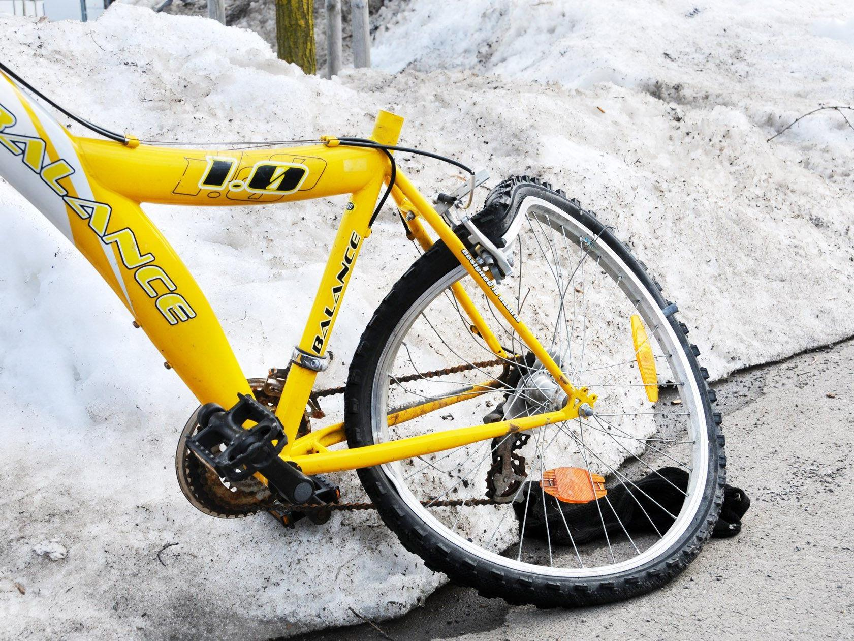 Fahrrad kaputt? Auf dem Basar in Höchst oder Fußach findet sich vielleicht ein neues.