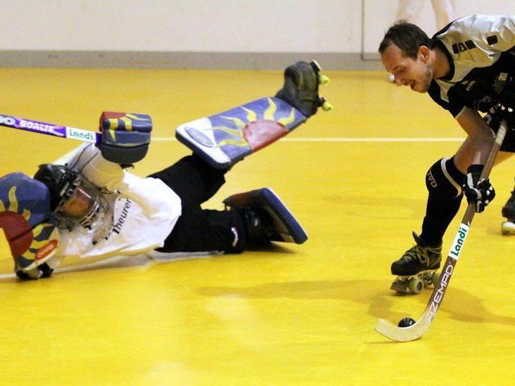 Der RHC Dornbirn will das Rückspiel gegen Genf gewinnen.