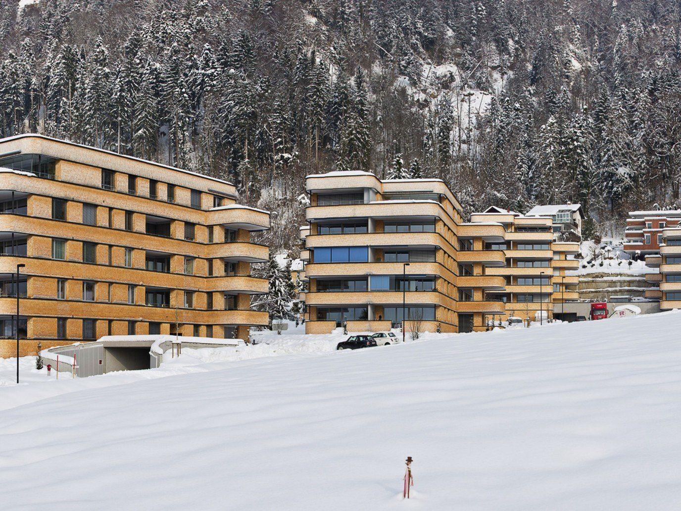 """Mit der Übergabe aller Wohnungen konnte das Projekt Wohnanlage """"Die Neue Seeschanze"""" in Lochau abgeschlossen werden."""