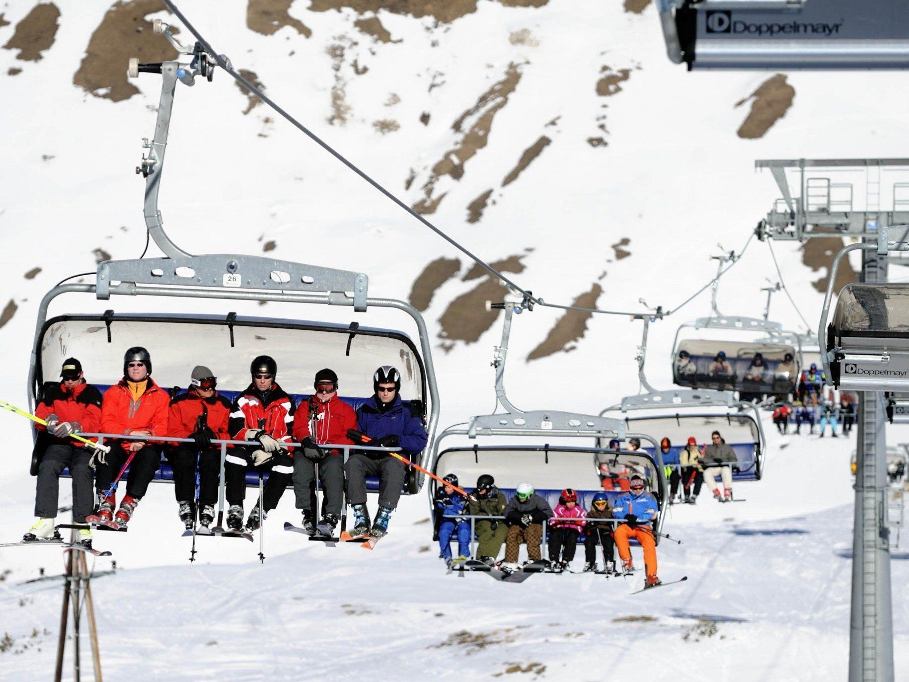 Die Montafoner Liftgesellschaften sind sich über den Abrechnungsschlüssel im Skipool nicht einig.