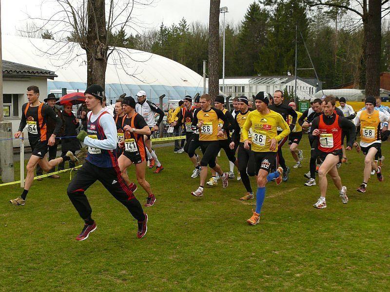 Die österreichischen Titelkämpfe im Crosslauf werden in Gisingen über die Bühne gehen.