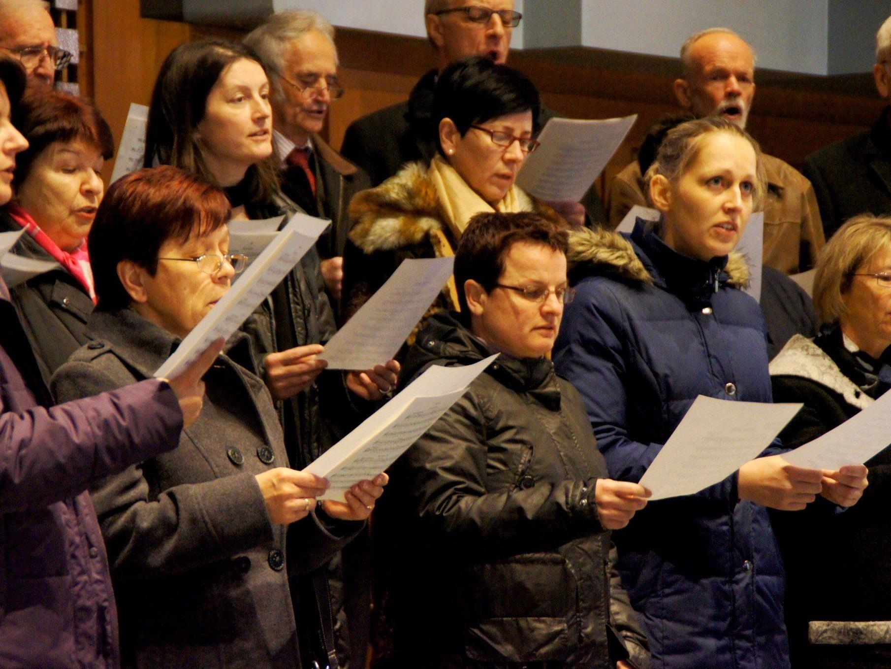 Der Rheindorfer Kirchenchor