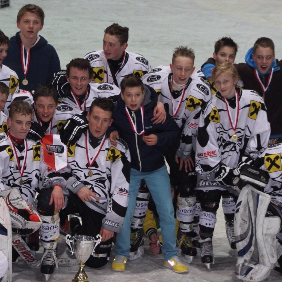 Die Unter-15-Jährigen holten sich den Landesmeistertitel.